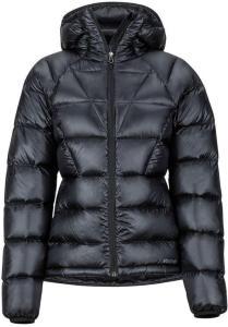 Marmot Women's Hype Down Hoody, Black, L