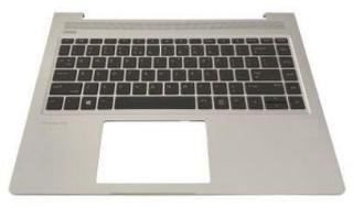 HP erstatningstastatur for bærbar PC - Tysk (L44589-131)