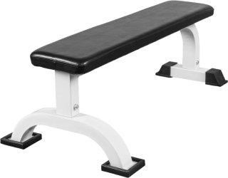 Gorilla Sports Stabil Flat Treningsbenk