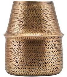 House Doctor Krukke Rattan Brass 19 cm