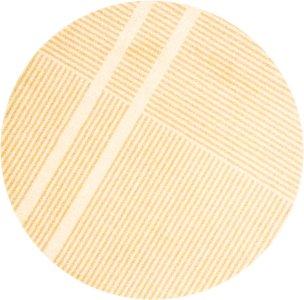 Løype Sunny Yellow dørmatte Ø100 cm Heymat
