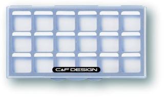 C&F Magnetic Pallet for Midge Hooks CFT-31