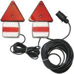 LED lyktesett med magnet