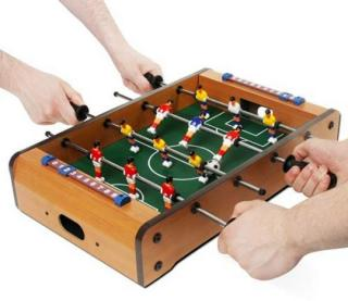 Mini fotballspill til bordet