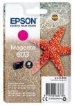 Epson 603 - magenta - original - blekkpatron (C13T03U34010)