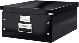 LEITZ Storage Box Click & Store Large Black (6045-00-95)