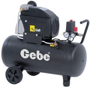 Gebe POWER AIR 50/2SN OLJESMURT KOMPRESSOR