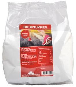 Natur-Drogeriet Druesukker Ren (Glukose) - 1 Kg