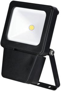 Gelia LED arbeidslampe 30W svart 8,7x17,5x21,5 cm Gelia