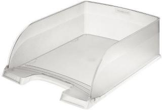 LEITZ Letter tray Plus Jumbo Frosted (5233-00-03*4)