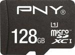PNY MicroSD m/adapter 128GB