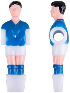 Fotballspiller til fotballbord blå - Ø 13mm