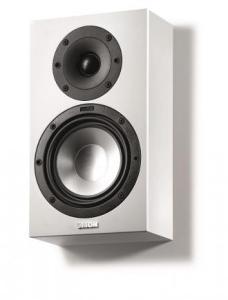 Canton GLE416.2 on-wall høyttalere svart, par