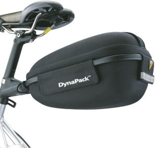 Topeak DynaPack DX 9.7L Veske Sort, 9.7 liter, Regntrekk, 720 gr