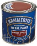 HAMMERITE METALLMALING RØD 250ML