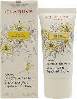 Clarins Limited Edition Neroli Hånd & Neglebehandlingskrem 30ml