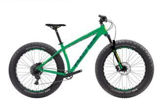 Kona WoZo green L | 47,8cm (27.5+) 2020 Fatbikes