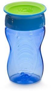 Wow Cup Kids - Blue Tritan Ny lekkasjefri WOW Cup Kids