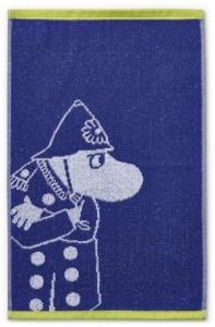 Mummi Håndkle Politimester Blå 30x50cm (510-70552-1451-01-12)