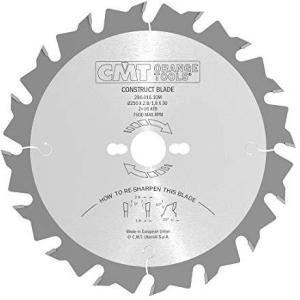 Sagblad for tre CMT 250x2,8x30 Z16 15°