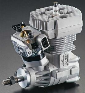 OS GT15HZ m/Powerboost Pipe - 15cc bensin