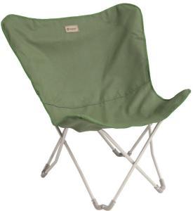 Outwell Sammenleggbar stol Sandsend vingård grønn