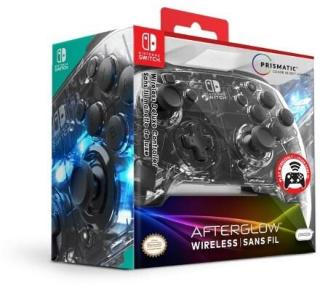 Switch Afterglow Deluxe+ Audio Wireless Controller [Nintendo Switch]