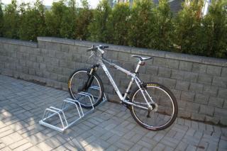 Rkc Sykkelstativ 4 Sykler