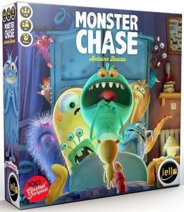 Monster Chase Brettspill