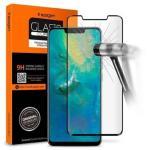 Spigen Glas.tR Curved Huawei Mate 20 Pro Skjermbeskytter - Svart