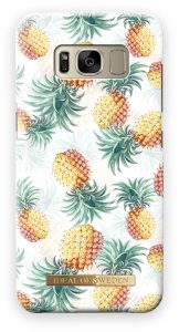 IDEAL OF SWEDEN Fashion Case Galaxy S8 Pineapple Bonanza Deksler > Samsung > Female