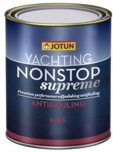 JOTUN NONSTOP SUPREME SVART 0,75L