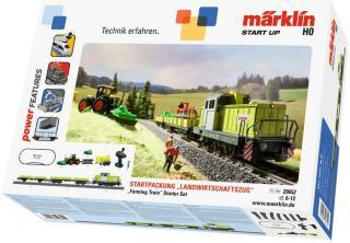 Märklin Märklin Digitalt startsett - Landsbrukstog