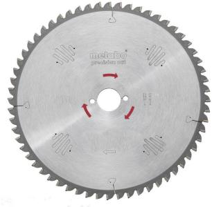 Sagblad for tre Metabo Precision Cut Ø254 mm