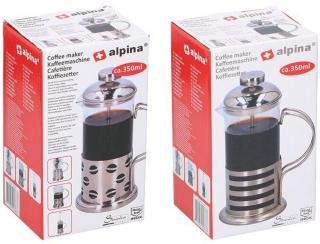 Alpina Kaffepresse / Presskanne 350ml