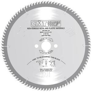 Sagblad for aluminium CMT 190x2,6x30 Z30 5°