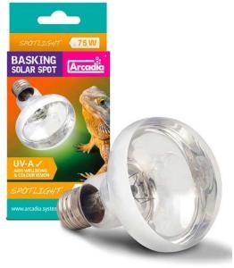 Arcadia Solar Basking Spotlight 75W