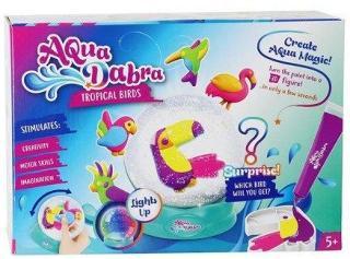 AquaDabra, Tropiske fugler