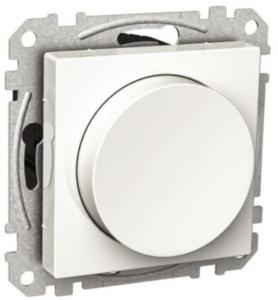 Exxact SD400 dimmer hvit Schneider Electric