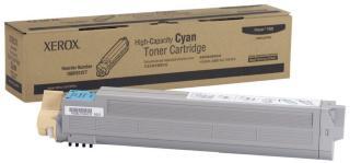 XEROX Phaser 7400 - høykapasitets - cyan - original - tonerpatron (106R01077)