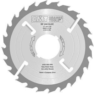 Sagblad for tre CMT 350x4,2x30 Z30 18°