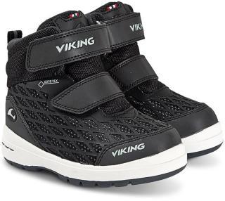 Viking Hero Gore-Tex Black Charcoal