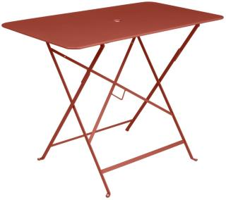 Fermob-Bistro Table 97x57 cm, Red Ochre