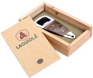 Laguiole - Flaskeåpner - Ibenholt