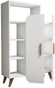 Hovdane Klesskap 90 cm - Hvit