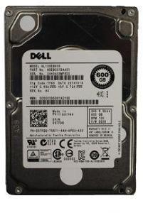 DELL HD 600G SAS 10K 2.5 T-13SE E/C (5TFDD)