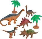 Redbox Lekesett, Dinosaurer, 7 deler