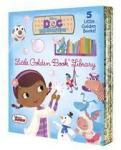 Doc McStuffins Little Golden Book Library (Disney Junior: Doc McStuffins) Random House Disney