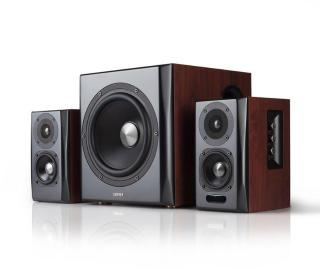 Edifier S350DB 2.1-høyttalere med Bluetooth (S350DB)