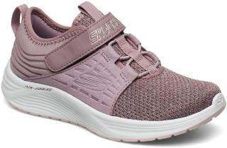 Skechers Girls Skyline Sneakers Sko Lilla Skechers